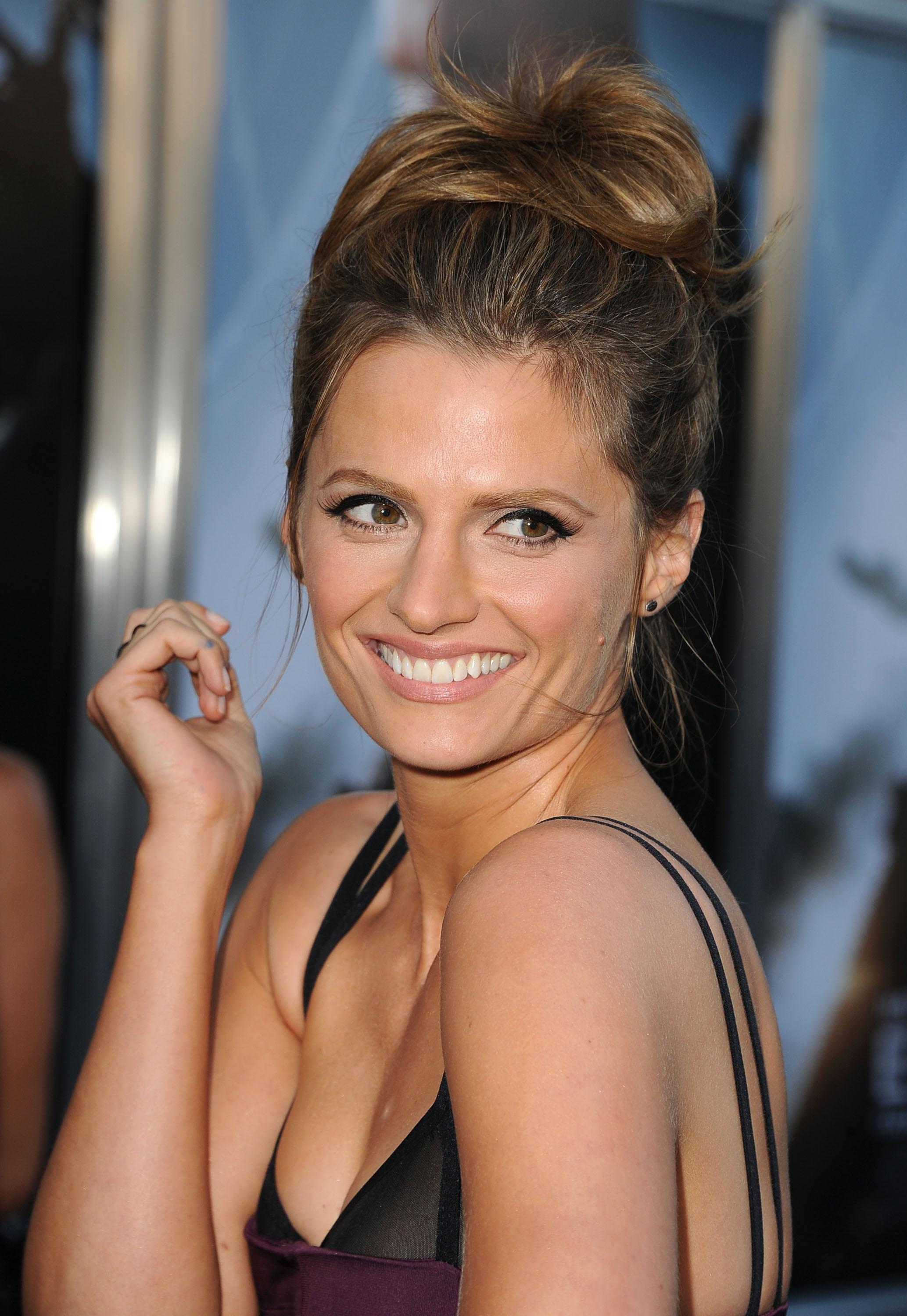 Apologise, but stana katic cum ansikts pics are